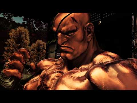 E3: Street Fighter X Tekken trailer!