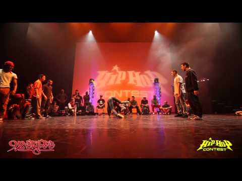 battle breakdance - NEUF SEPT X (winner) VS EXAGONE