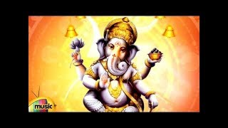 Lord Ganesh Devotional Songs | Dhandalu Dhandalu Song | Ganapathi Telugu Devotional Songs - MANGOMUSIC
