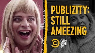 The Cringing Relatability of Kroll Show's PubLIZity - COMEDYCENTRAL