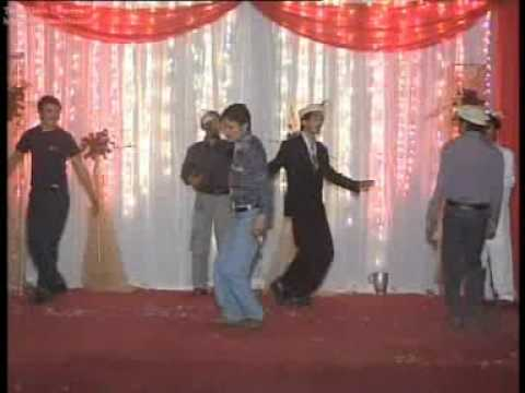 UOP Chitrali Dance Perform  By Najeeb Ahmad Baig And Ihsan U Rehman Danish.MPG