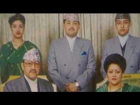 Massacre of the royal family of Nepal (Aired: June 2001)