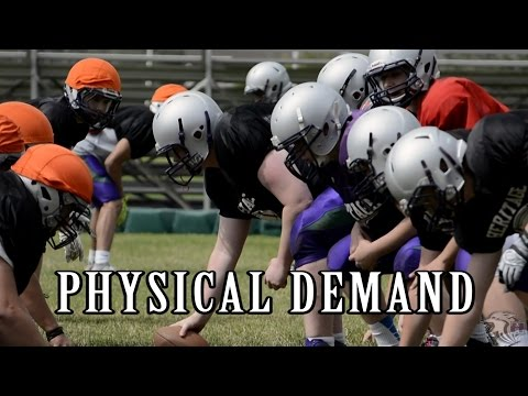 Gridiron Grind | Physical Demand | Ep. 3
