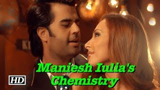 Maniesh Paul on SIZZLING Chemistry with Iulia Vantur - IANSLIVE