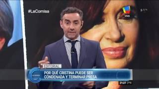 Luis Majul: Por què Cristina debe ir presa.. da tu parecer!