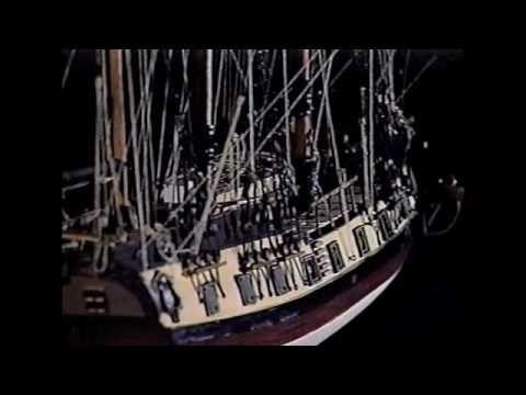Wooden Model Ship Kits