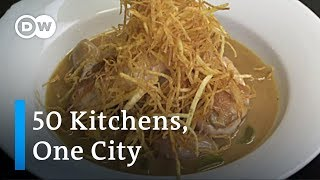 Chicken cooked in Riesling wine | 50 Kitchens - DEUTSCHEWELLEENGLISH