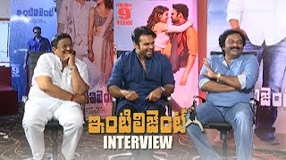 Inttelligent Movie Team Interview | Sai Dharam Tej | VV Vinayak | C Kalyan | TFPC - TFPC