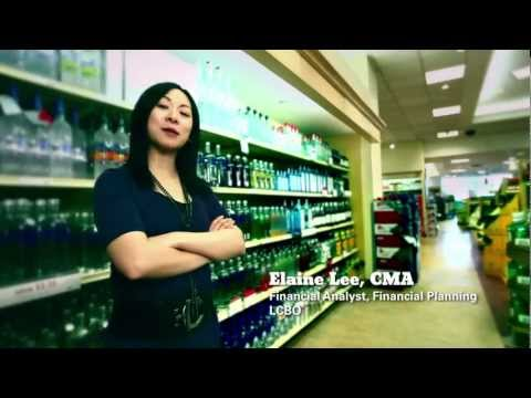 Elaine Lee, Financial Analyst, LCBO