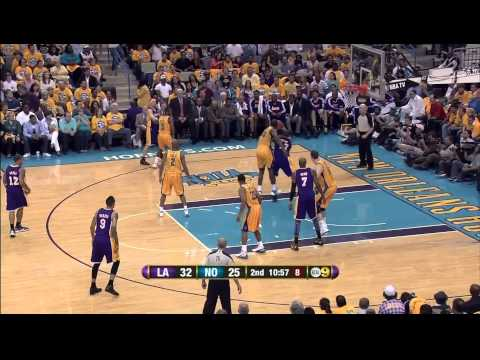 Lakers vs Hornets (Playoffs 2011 Game 3) [04.22.11] Lakers Highlights HD
