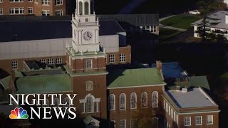 Dartmouth Students Claim In Lawsuit Professors Sexually Abused Them | NBC Nightly News - NBCNEWS