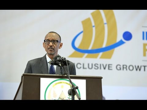 President Kagame speaks at the 50th Anniversary of Rwanda National Bank- Kigali, 18 July 2014