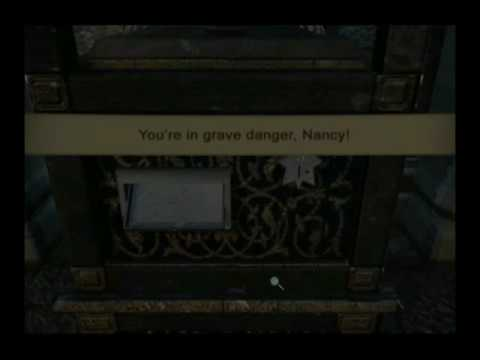 Nancy Drew: The Haunting of Castle Malloy Short Trailer