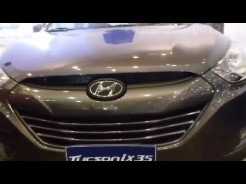 2014 Hyundai Tucson ix35 2014 video review Caracteristicas versión Colombia