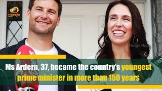 New Zealand Prime Minister Jacinda Ardern Announced Her Pregnancy | Mango News - MANGONEWS