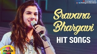 Sravana Bhargavi Back 2 Back Hit Songs | Singer Sravana Bhargavi Songs | Latest Telugu Hit Songs - MANGOMUSIC