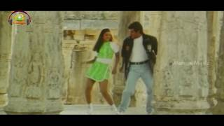 Ajith Raasi Telugu Movie Songs | Challa challani Telugu Video Song | Ajith | Rambha | Mango Music - MANGOMUSIC