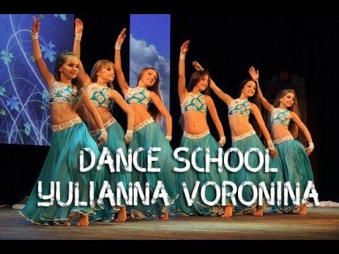 Концерт Танцевального Центра Империя г.Одесса (Dance School Imperia Belly Dance) #1