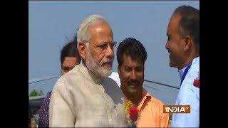 Jammu and Kashmir: PM Modi celebrates Diwali with security forces in Gurez Sector along LoC - INDIATV