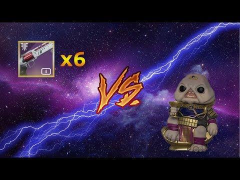 x6 Luna's Howl VS Calus