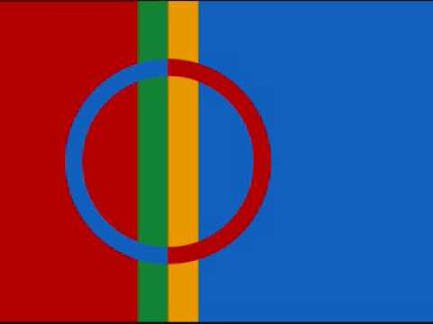 National Anthem of Sapmi (Lule)