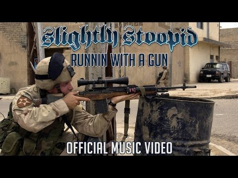 Runnin With A Gun (Official Video)