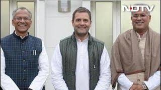 छत्तीसगढ़ में सीएम चुनने को लेकर राहुल गांधी के घर बैठक - NDTVINDIA