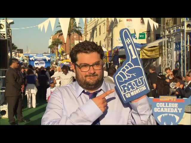 Monsters University Premiere Footage B-Roll