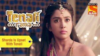 Your Favorite Character | Sharda Is Upset With Tenali | Tenali Rama - SABTV