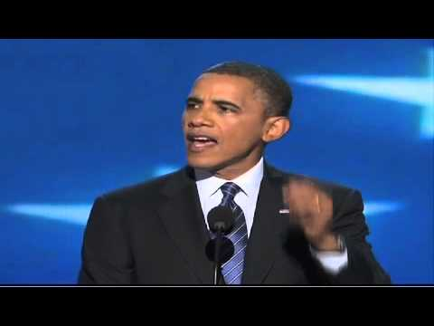 President Obama's full speech at the 2012 Democratic National Convention