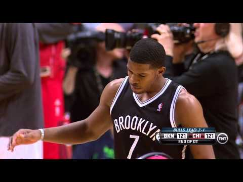 Joe Johnson Hits Buzzer Beater To Send Game 4 To Double OT