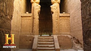 Ancient Aliens: The Temple of Edfu (Season 11, Episode 1)   History - HISTORYCHANNEL