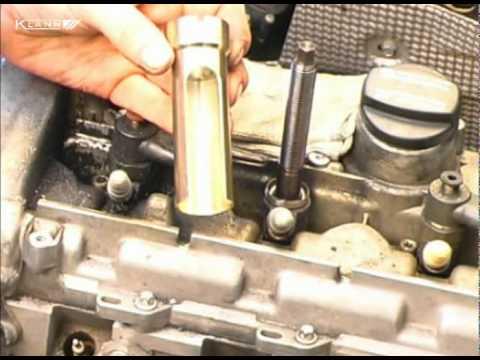 Extractor de inyectores en motores CDI de Mercedes Benz (KL-0369-45)