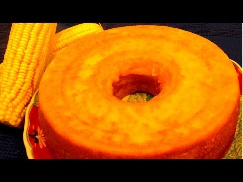 Receita Bolo de Milho Verde Caseiro - Cursos CPT