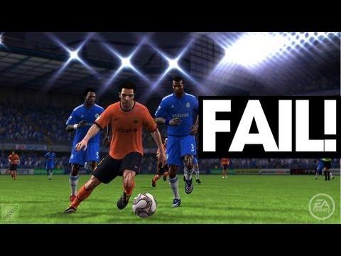 FIFA 12 FAIL Compilation! #3