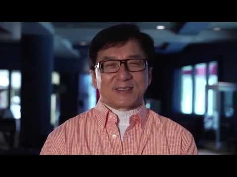 Jackie Chan Picks A Fight With Bruce Lee... And Loses