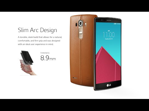 LG G4 Leaked! New Details Revealed!