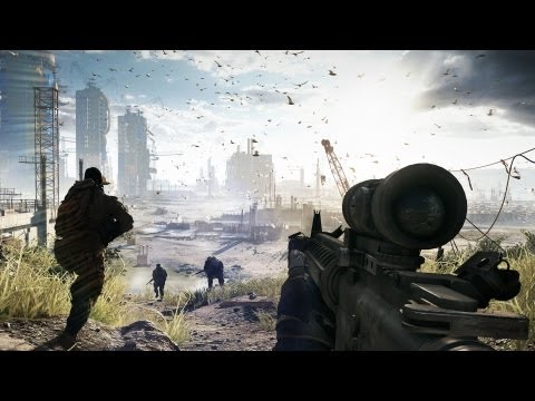 Battlefield 4: Official 17 Minutes &quot;Fishing in Baku&quot; Gameplay Reveal
