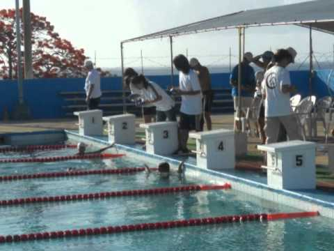 swim meet in saipan