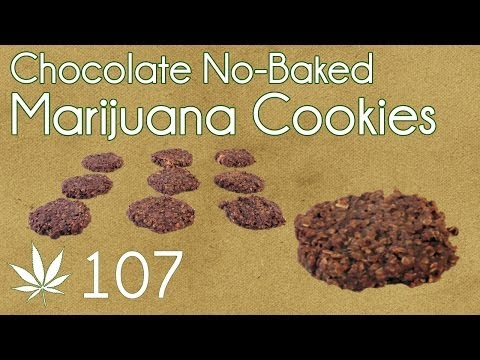No Cook Candy Recipes and No Bake Cannabis