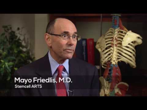 Dr. Mayo Friedlis - Does Stem Cell Therapy Work Only for Recent Injuries?