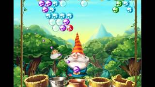 guide, tips, and cheats from Bubble and the Seven Dwarfs Level 6 in video