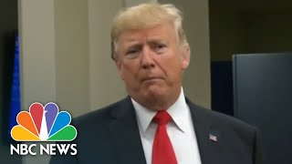 President Donald Trump: What's Happening To Brett Kavanaugh Is 'Totally Political' | NBC News - NBCNEWS
