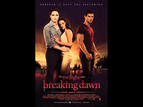 The Twilight Saga:Breaking Dawn Soundtrack Carter Burwell - A Nova Vida