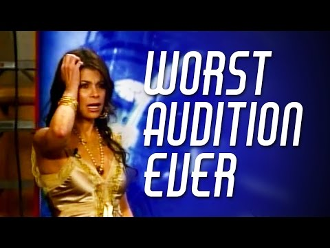Worst American Idol Audition: I Believe I Can Fly