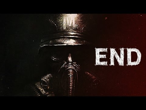 Metro Last Light Ending - Walkthrough Part 31 HD Gameplay