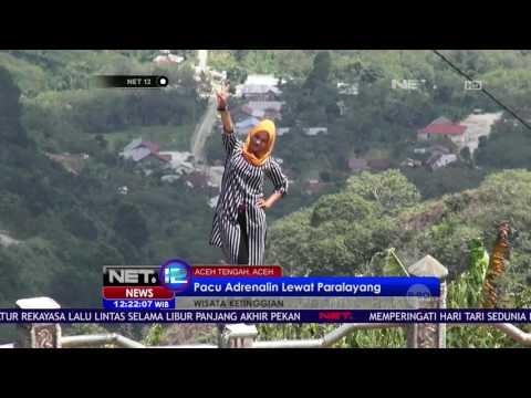 Wisata Ketinggian di Bukit Pantan Terong Aceh Tengah - NET12