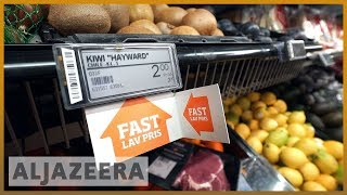 🇩🇰Denmark mulls labelling food based on its environmental effect l Al Jazeera English - ALJAZEERAENGLISH