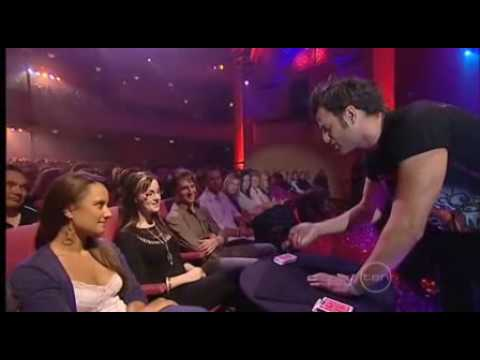 James Galea (Card Trick) Comedy Festival Gala 2009