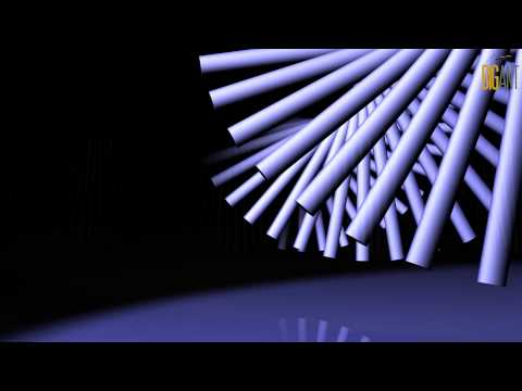 DNA Helix After Effects experiment